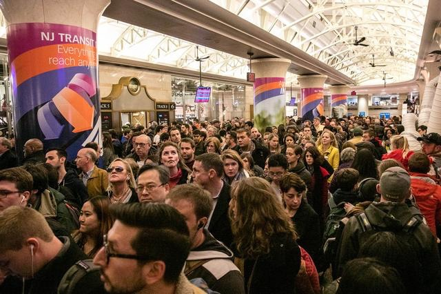 Cuomo calls on Trump for federal help with Penn Station