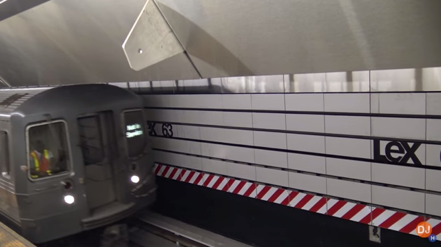 MTA Actually Testing 2nd Avenue Subway Tracks!
