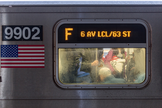 Woman Pushed Onto F Train Tracks At 2nd Avenue In 'Unprovoked' Attack