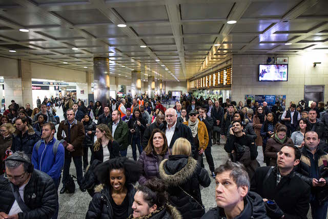 Amtrak accelerating Penn Station work, rail delays expected
