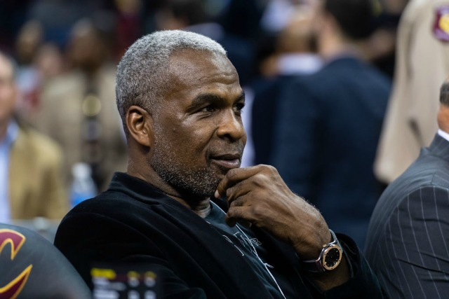 Former NBA Player Charles Oakley Files Lawsuit Against James Dolan, MSG