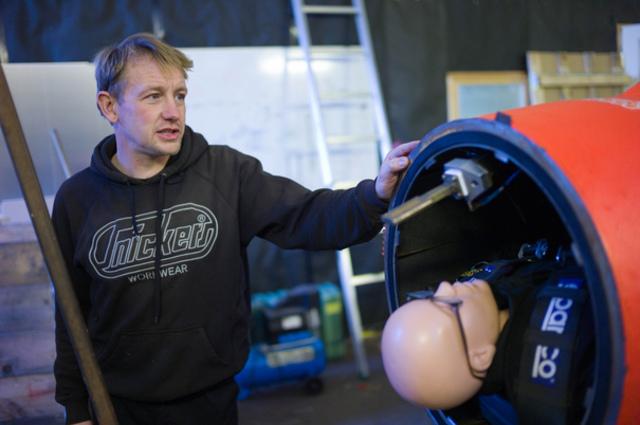'Death videos found on hard drive of submarine suspect Peter Madsen'