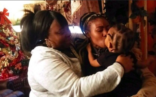 Brooklyn mom heads home from Rikers to reunite with her baby boy