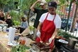 Spend Your Saturday Eating Sandwiches At The Amazing Garden