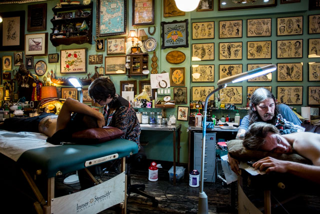 The 11 Best Tattoo Shops In NYC - Gothamist