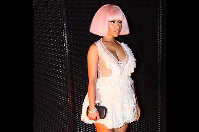 Nicki Minaj disses Donald Trump on her 'Black Beatles' remix