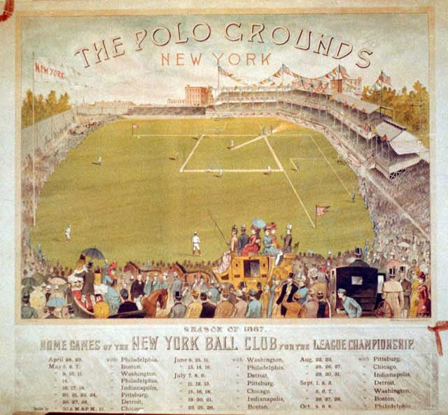 Polo Grounds 1887