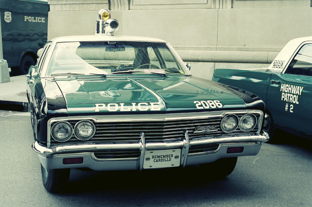 new york state police cars. This weekend the New York City
