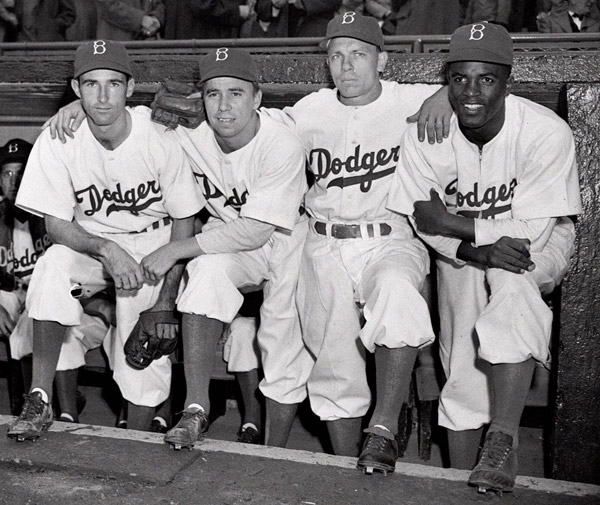 Ebbets fields Historic Team