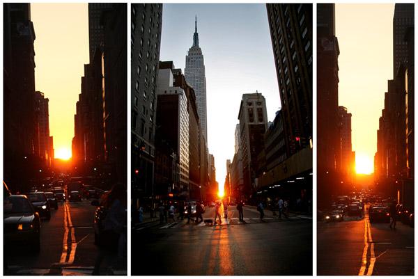 2007 05 Manhattanhenge
