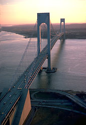 Verrazano Narrows Bridge: Gothamist