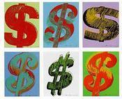 money andy warhol